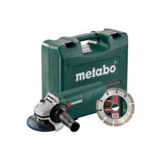 Угловая шлифмашина Metabo W 750-125 (601231510)