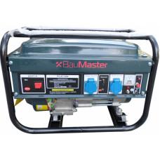Генератор бензиновий 3000 Вт BauMaster PG-87130X
