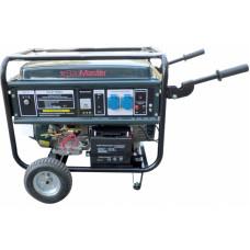 Генератор бензиновий 5600 Вт BauMaster PG-87156EX