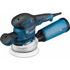 Эксцентриковая шлифовальная машина Bosch GEX 125-150 AVE Professional (060137B102)