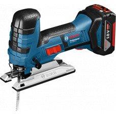 Акумуляторний лобзик  Bosch GST 18 V-LI S Professional (06015A5100)