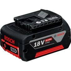 Аккумуляторная батарея Bosch GBA 18V 5.0 Ah M-C Professional (1600A002U5)