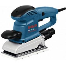 Вибрационная шлифовальная машина Bosch GSS 230 AE Professional (0601292670)