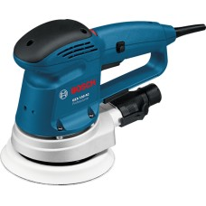 Ексцентрикова шліфувальна машина  Bosch GEX 150 AC Professional (0601372768)