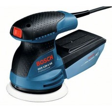 Ексцентрикова шліфувальна машина Bosch GEX 125-1 AE в кейсі (0601387501)