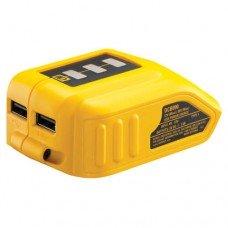 Адаптер USB зарядний пристрій DeWALT DCB090