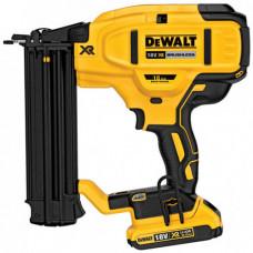 Акумуляторний цвяхозабивач DeWALT DCN680D2