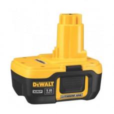 Аккумулятор Li-Ion DeWALT DE9182