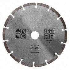 Алмазный диск по камню DWT DP-U180 (160562)
