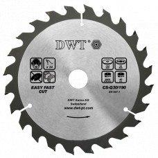 Пильной диск DWT CS-Q30/190 (162697)
