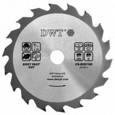 Пильной диск DWT CS-Q20/160 (163907)