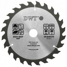 Пильной диск DWT CS-Q30/210 (163908)
