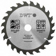 Пільной диск DWT CS-Q30/210 (163908)