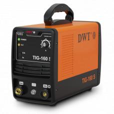 Аргонодугового інвертор DWT TIG-160 S (167403)