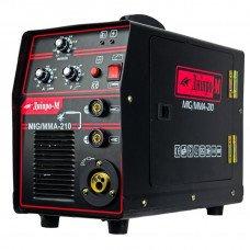 Інверторний напівавтомат MIG/MMA 210 Дніпро-М (70198003)