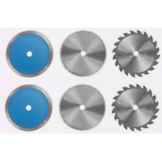 Набір дисків для роторайзера Einhell (4502128)