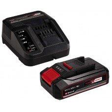 18V 2,5 Ач Starter Kit Power-X-Change New Einhell (4512097)
