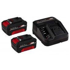 18V 2x3,0Ah Starter Kit Power-X-Change New Einhell (4512098)