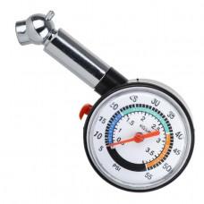 Измеритель давления в шинах цифровой с подсветкой AT-1003 INTERTOOL