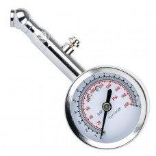 Вимірювач тиску в шинах цифрової з можливістю вимірювання глибини протектора (брелока) AT-1004 INTERTOOL