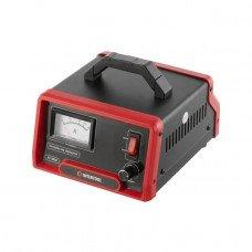 Пристрій зарядний для акумуляторів 12 В , 0-6 А , 4-60 Ач , з трансформатором INTERTOOL AT -3030  (AT-3030)