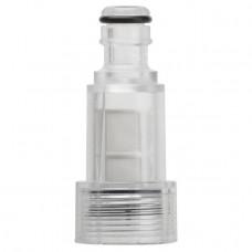 """Фільтр сітчастий грубого очищення з коннектором 1/2"""" до миття високого тиску INTERTOOL DT-1576"""