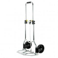 Візок ручна складна до 100 кг, 420*480*980, колеса 170 мм, (алюмінієва) INTERTOOL LT-9012