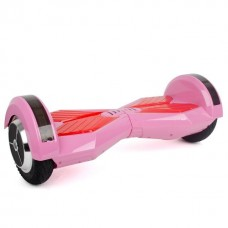 "Гироборд-електричний скутер 4400 мАч, колеса 8"" Pink SS-0806 INTERTOOL"