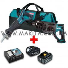 Набор инструментов Makita (DHR202Z, DJR181Z)