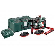 KHA 18 LTX Set (600210930) Акумуляторний перфоратор Metabo