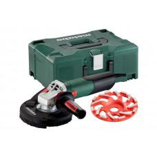WE 15-125 HD Set GED (600465500) Угловая шлифовальная машина Metabo