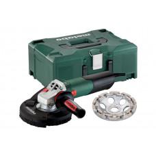 WE 15-125 HD Set GED (600465510) Угловая шлифовальная машина Metabo