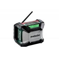 R 12-18 BT (600777850) Аккумуляторный радиоприемник для строительной площадки Metabo