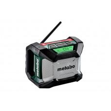 R 12-18 BT (600777850) Акумуляторний радіоприймач для будівельного майданчика Metabo