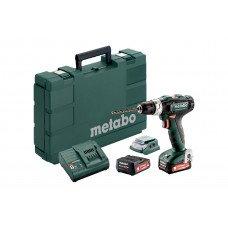 Set PowerMaxx SB 12 (601076910) Акумуляторний ударний дриль Metabo