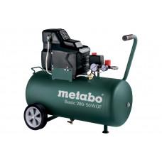 Basic 280-50 W OF (601529000) Компресор Basic Metabo