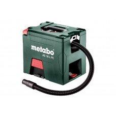 AS 18 L PC (602021000) Аккумуляторный пылесос Metabo