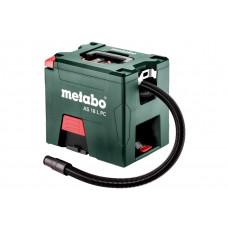 AS 18 L PC (602021850) Аккумуляторный пылесос Metabo