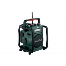 RC 14.4-18 (602106000) Акумуляторний радіоприймач для будівельного майданчика Metabo