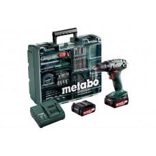 BS 14.4 Set (602206880) Акумуляторний дриль-шуруповерт Metabo