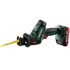 SSE 18 LTX Compact (602266800) Акумуляторна шабельна пила Metabo