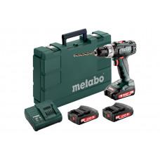 BS 18 L Set (602321540) Акумуляторний дриль-шуруповерт Metabo