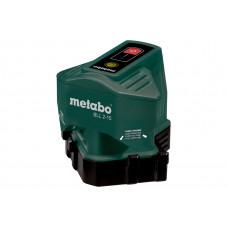 BLL 2-15 (606165000) Линейный лазер Metabo