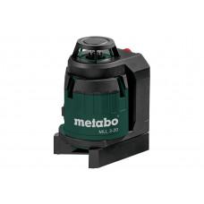 MLL 3-20 (606167000) Линейный лазер Metabo