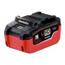 Аккумуляторный блок, LiHD, 18 В - 5,5 А·ч (625342000) Metabo