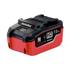 Аккумуляторный блок, LiHD, 18 В - 7,0 А·ч (625345000) Metabo