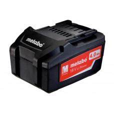 Аккумуляторный блок 18 В, 4,0 А·ч, Li-Power (625591000) Metabo