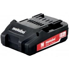 Аккумуляторный блок 18 В, 2,0 А·ч, Li-Power (625596000) Metabo
