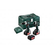 Combo Set 2.1.1 18 V  (685030960) Акумуляторні інструменти в комплекті Metabo