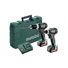 Combo Set 2.7.5 12 V BL (685165000) Акумуляторні інструменти в комплекті Metabo